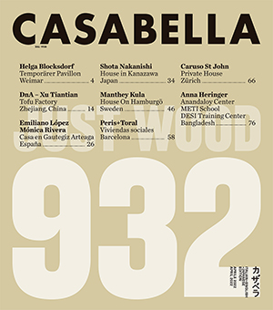 CASABELLA 916 NEW!